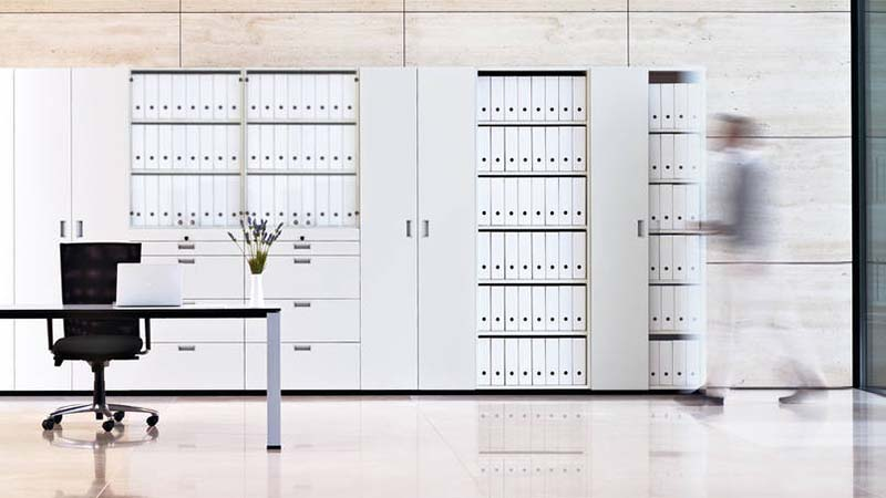Büroschranksysteme Büroschränke Region Hannover
